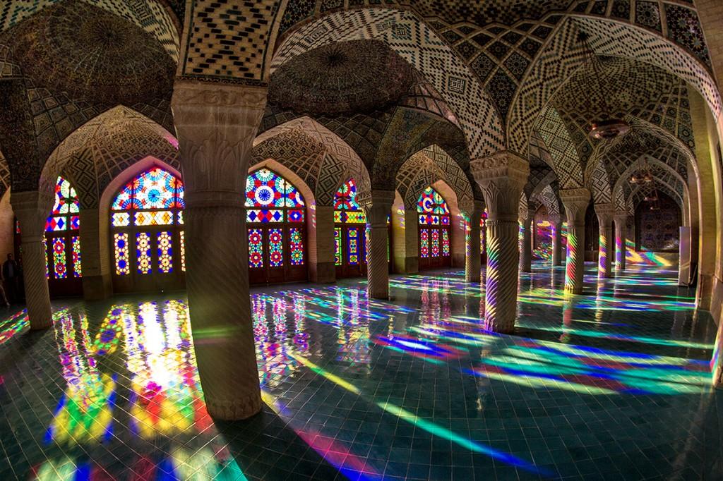 Zdjęcia: Shiraz, Fars, barwy Allaha, IRAN