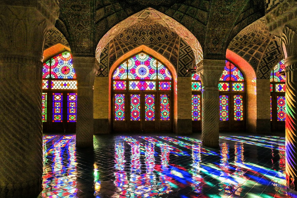 Zdjęcia: Shiraz, Fars, kalejdoskop, IRAN