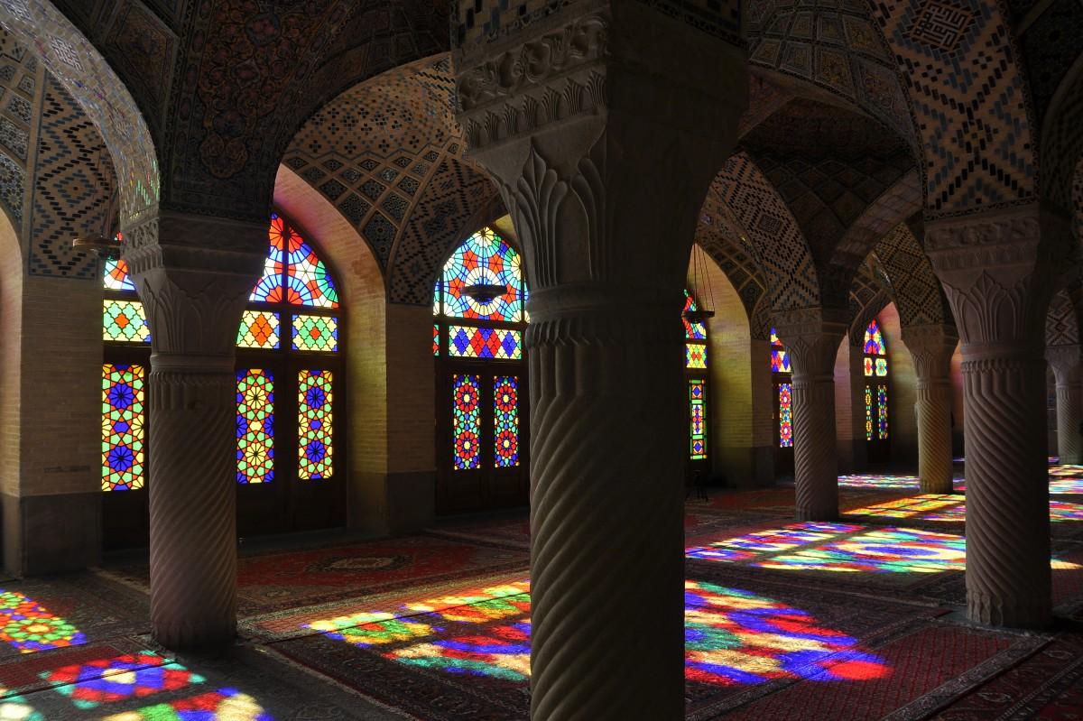 Zdjęcia: Shiraz, Fars, Podróż w świat kolorów, IRAN
