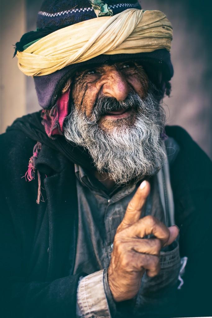 Zdjęcia: Mount Khajeh, Beluczystan, Ali Baba na emeryturze, IRAN
