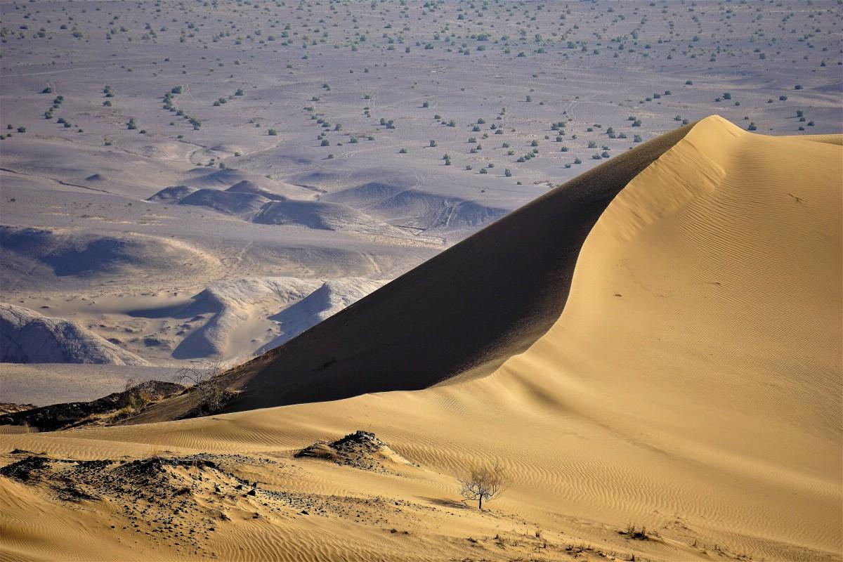 Zdjęcia: Daryacheh-ye Namak,  Dasht-e Kavīr,, Wielka Pustynia Słona, IRAN