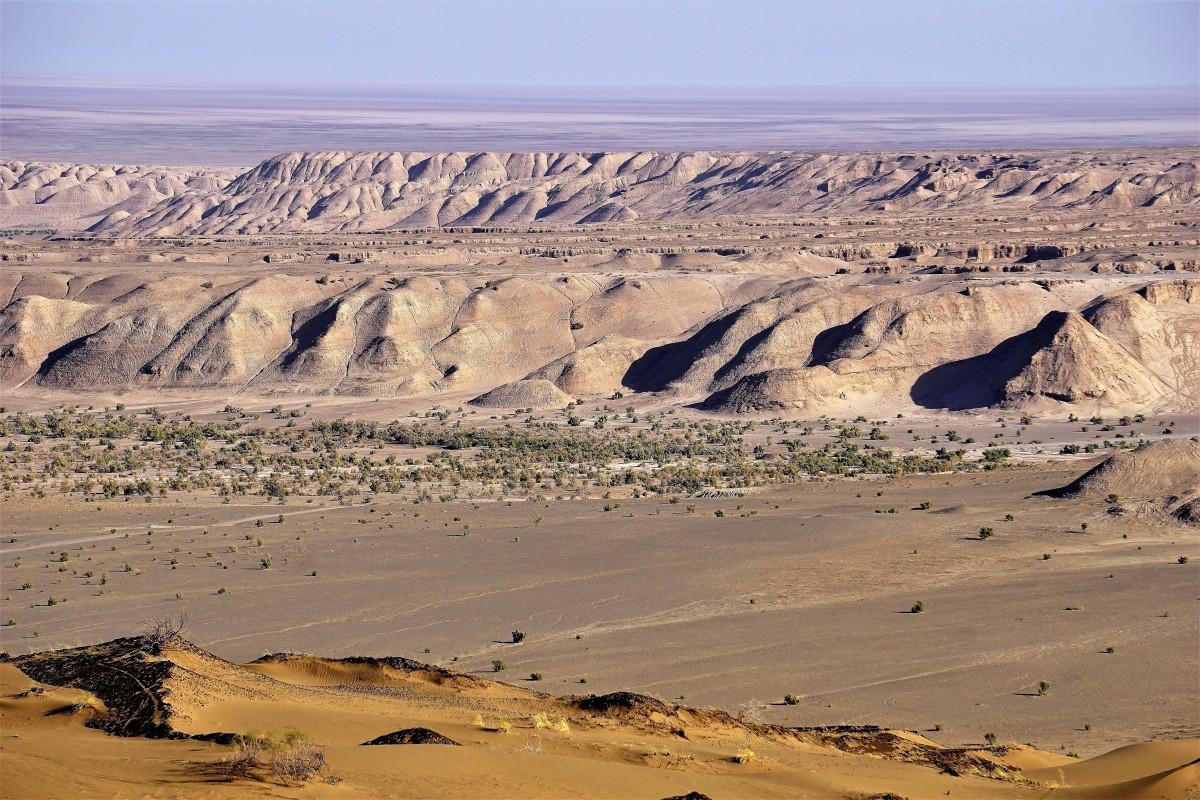 Zdjęcia: Daryacheh-ye Namak, Dasht-e Kavīr, Wielka Pustynia Słona, IRAN