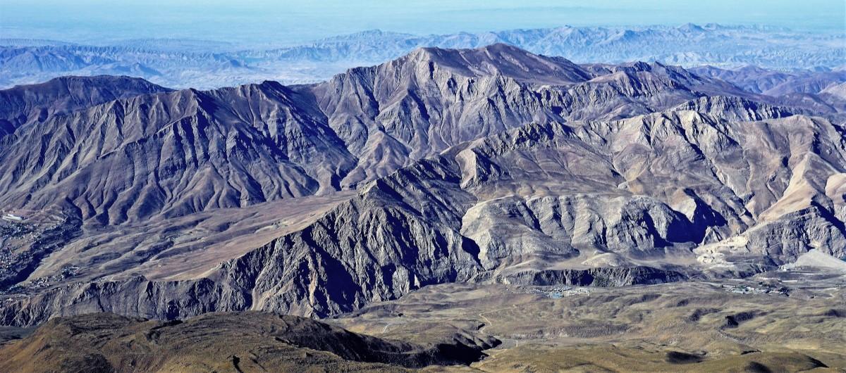 Zdjęcia: Demawend, Północny Iran, Góry Elburs, IRAN