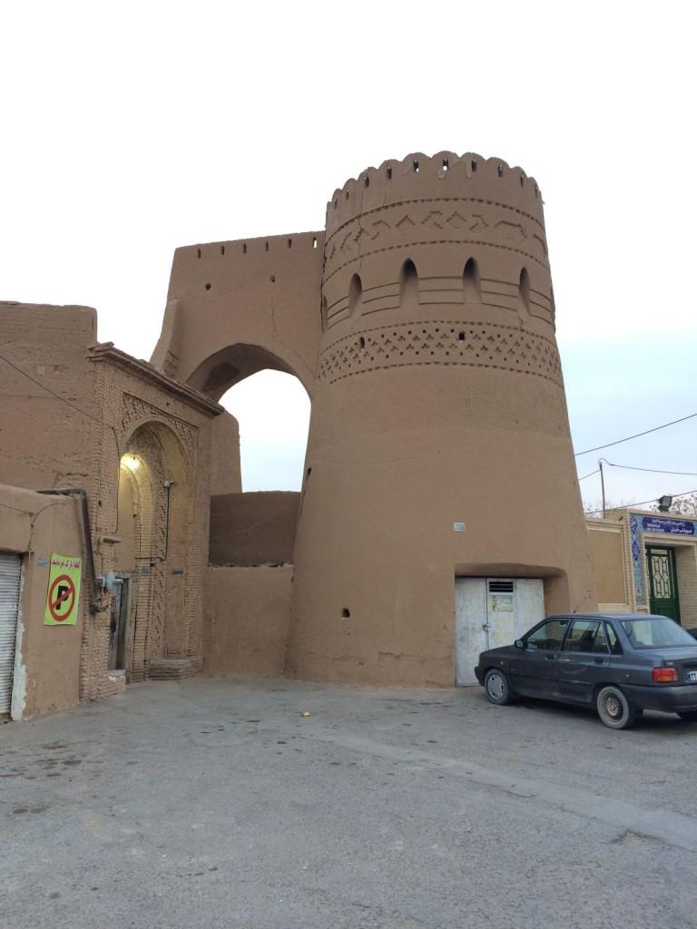 Zdjęcia: Yazd, Yazd, Garaż , IRAN