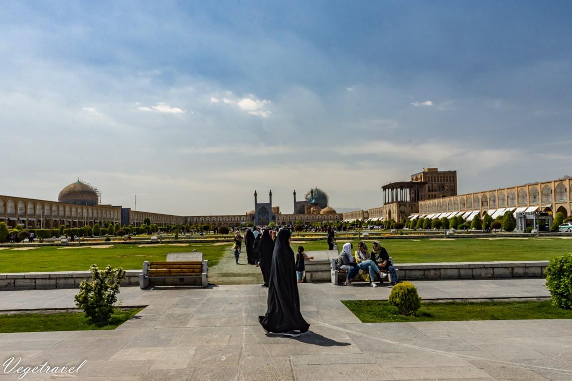 Zdjęcia: Plac Imama w Isfahan, Isfahan, Plac Imama w Isfahan, IRAN