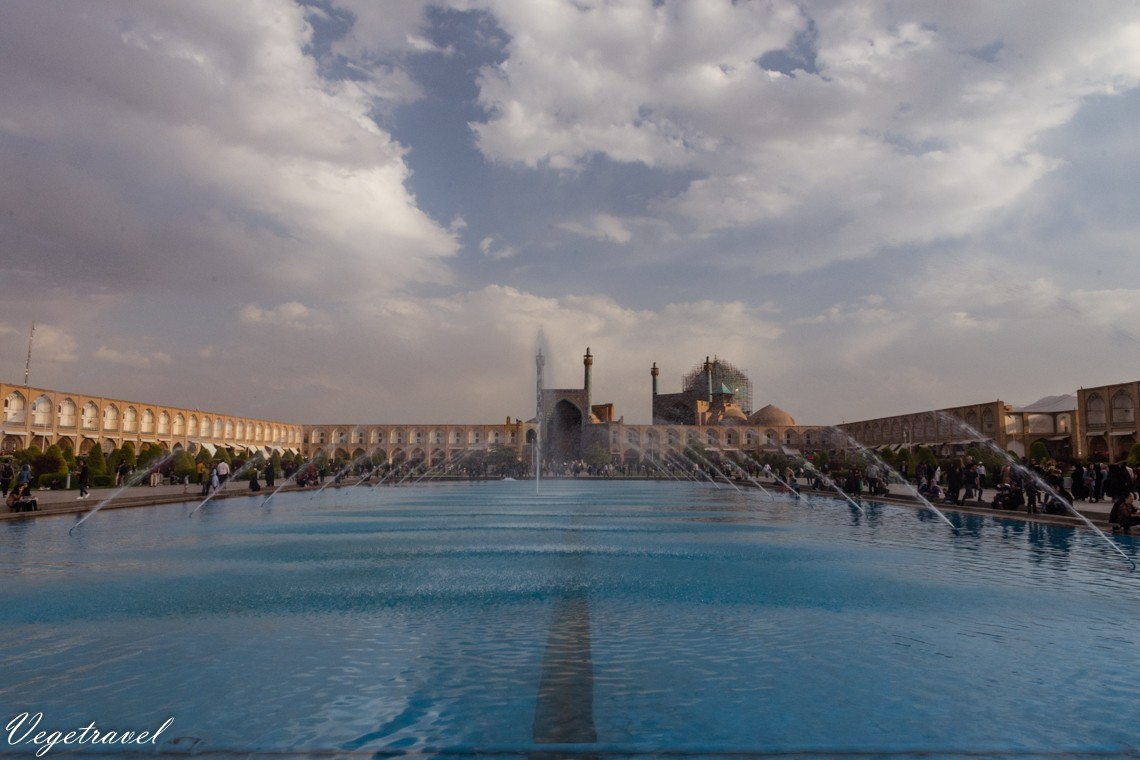 Zdjęcia: Isfahan, Isfahan, Plac Imama w Isfahan, IRAN