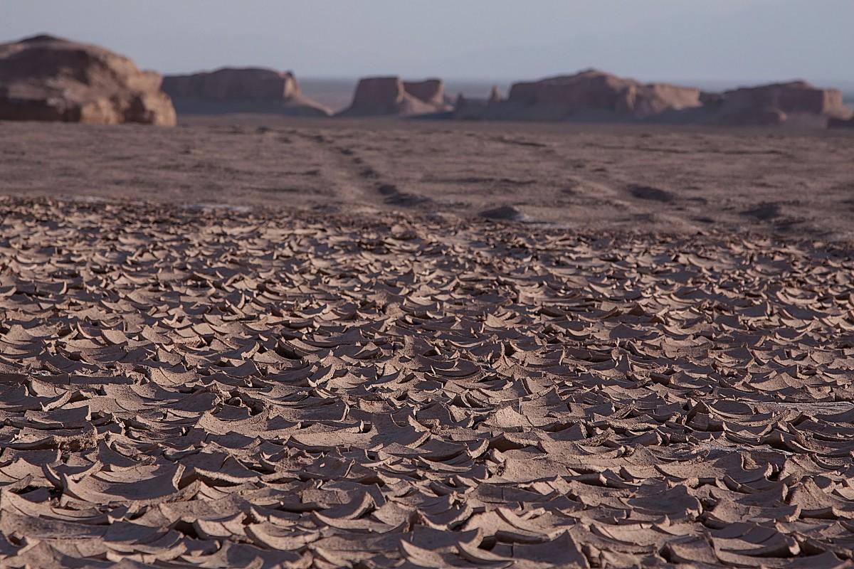 Zdjęcia: Dasht-e Lūt, wschodni Iran, Najgorętsze miejsce na Ziemi..., IRAN