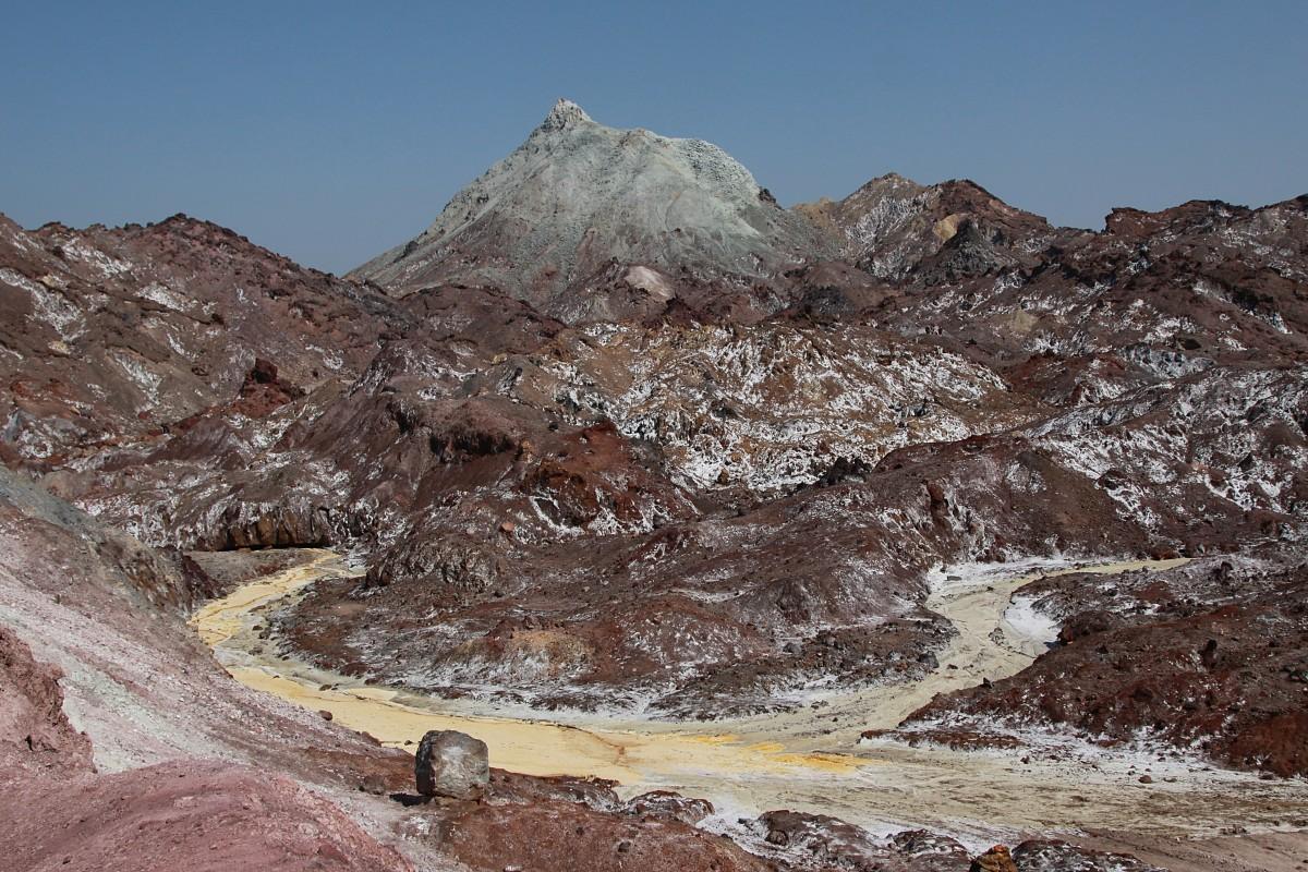 Zdjęcia:  Hormoz, wyspa Hormoz, Kolorowo..., IRAN