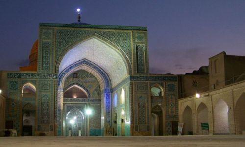 IRAN / Iran środkowy / Yazd / Jami Mosque