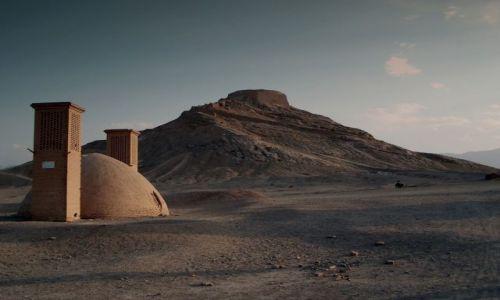 IRAN / Iran środkowy / Yazd / Wieże Ciszy