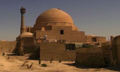 Zdjęcie IRAN / Wyżyna Irańska / Isfahan / Masjid-e-Jameh Isfahan