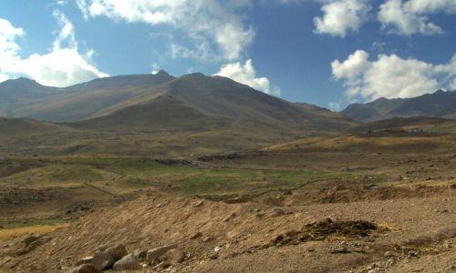 IRAN / Azerbejdżan / Alwares / Góry Elbrus