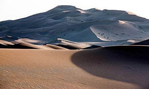 Zdjecie IRAN / Yazd / Yazd / pustynia iranska