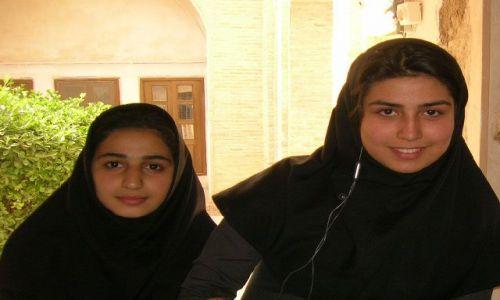 Zdjęcie IRAN / brak / Kashan / Irańczycy