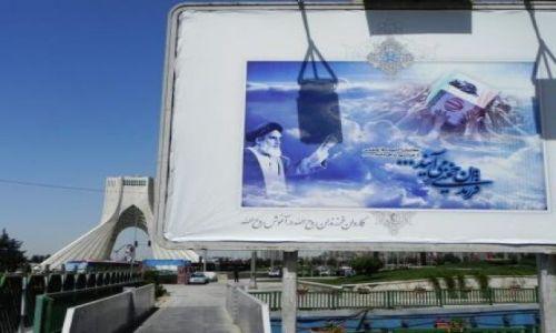 Zdjecie IRAN / Tehran / Azadi / Wódz