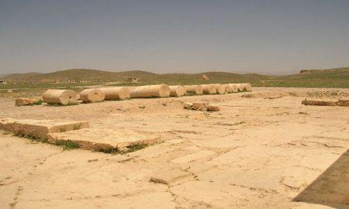IRAN / brak / Pasargade / irańskie krajobrazy (3)