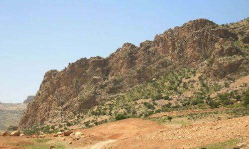 IRAN / brak / okolice Persepolis / irańskie krajobrazy (5)