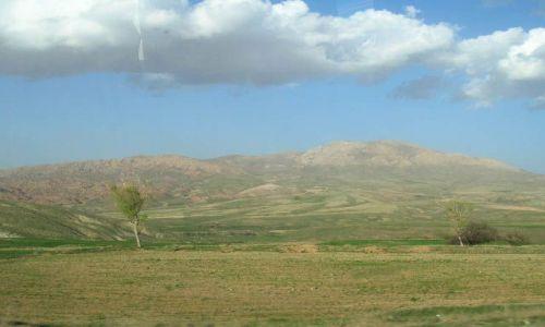 Zdjecie IRAN / brak / trasa Hamadan Zanjan / irańskie krajobrazy (41)