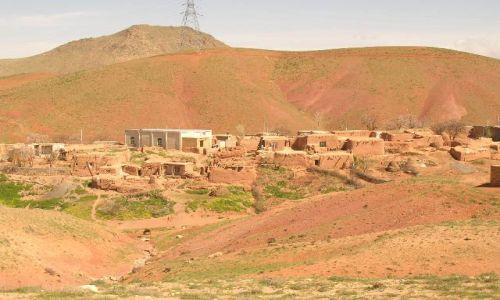 IRAN / brak / trasa Zanjan Takht-e Soleiman / irańskie krajobrazy (44)