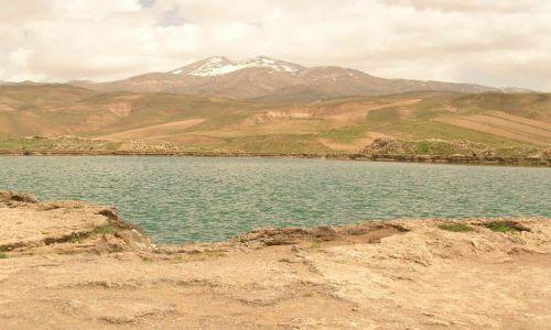 Zdjecie IRAN / brak / Takht-e Soleiman / irańskie krajobrazy (5)