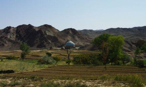 Zdjecie IRAN / - / ABYANEH / Meczet