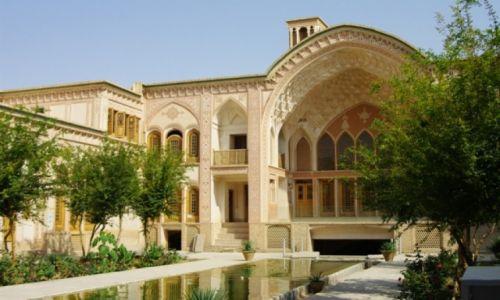 Zdjecie IRAN / - / Kashan / House Ameriha