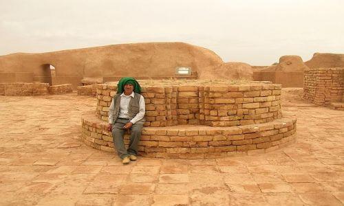 IRAN / brak / Choqa Zanbil okolice Ahvazu / ziggurat