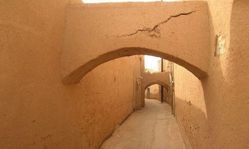 IRAN / brak / Yazd / stare miasto
