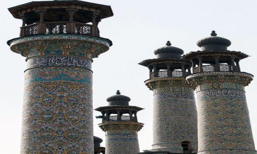 Zdjecie IRAN / Teheran / Teheran / Teheran