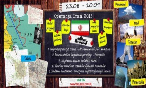 IRAN / Bliski Wschód / Iran / Operacja Iran 2013 - Soliści