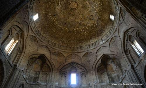 Zdjęcie IRAN / Iran / Isfahan  / Isfahan - meczet Jameh