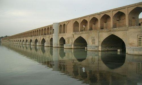 Zdjęcie IRAN / brak / Esfahan / Most 33-łuków