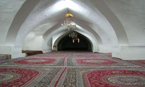 Zdjęcie IRAN / brak / Esfahan / Meczet Piątkowy - Pokój Zimowy