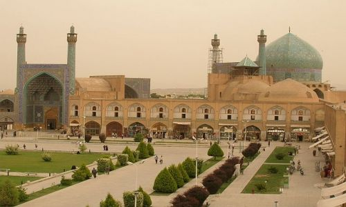 IRAN / brak / Esfahan / Meczet Imam