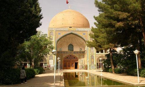 IRAN / brak / Kashan / Meczet Soltaniyeh