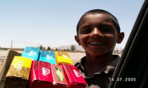 Zdjęcie IRAN / brak / Zahedan / Radość dzieci jest szczera