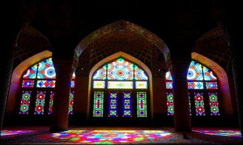 Zdjęcie IRAN / Shiraz / Shiraz / Nasir ol Molk
