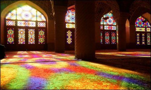 Zdjęcie IRAN / Fars / Shiraz / Nasir ol Molk