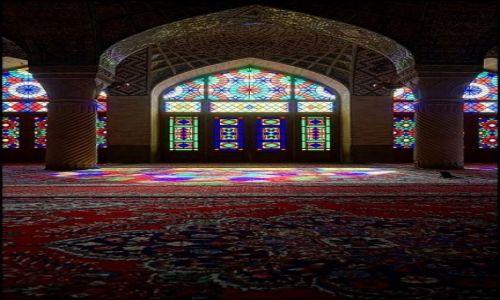 Zdjęcie IRAN / Fars / Shiraz / Nasir ol Molk 5