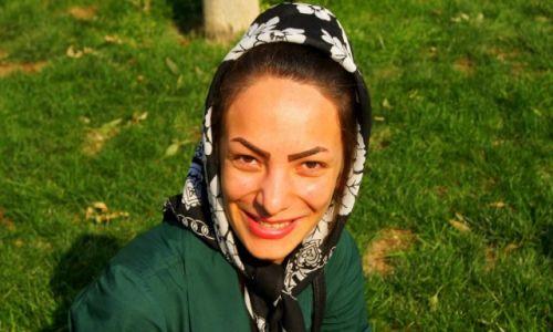 Zdjecie IRAN / Teheran / Teheran / Dziewczyna