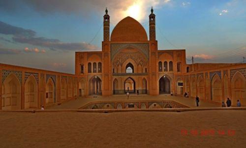 Zdjęcie IRAN / Kashan / Agha Bozorg meczet / Iran