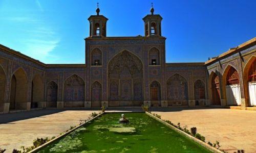 Zdjęcie IRAN / Shiraz / Nasir al-Molk / Nasir al-Molk