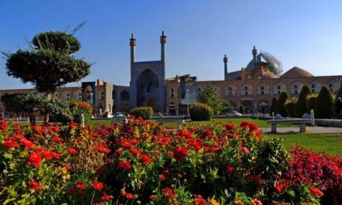 Zdjęcie IRAN / Isfahan / Isfahan / w październiku