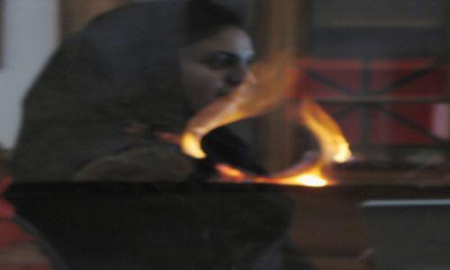 Zdjecie IRAN / - / Yazd / Zaratustriańska Świątynia Ognia