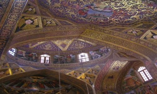 Zdjecie IRAN / Środkowy Iran / Isfahan / chrześcijanie w Iranie