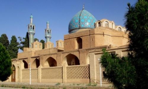 IRAN / Mahan / Mauzoleum Szaha Nematollaha Vali / Poecie czy w�adcy?