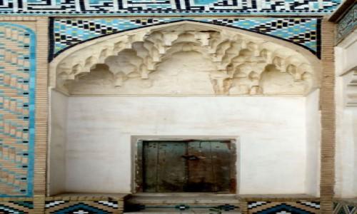 Zdjęcie IRAN / Mahan / Mauzoleum Szaha Nematollaha Vali / Sztuka zdobienia - portal