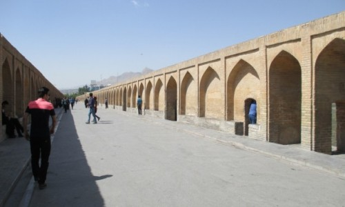 IRAN / Esfahan / Most