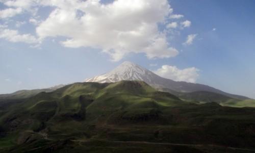 Zdjecie IRAN / Okolice wsi Polour / Damavand / Ira�ski Paramou