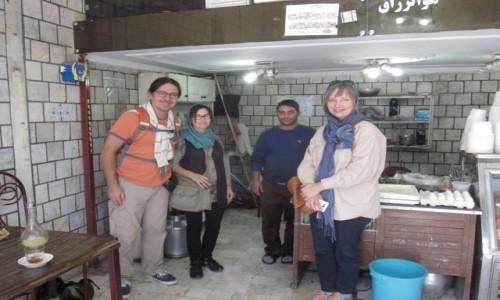 IRAN / Kazwin / Kazwin / Najlepsza herbata w Iranie